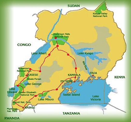Uganda_Safari